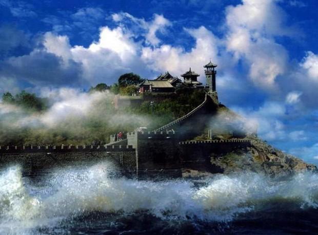 蓬莱阁(或者海底世界)+长岛二日游