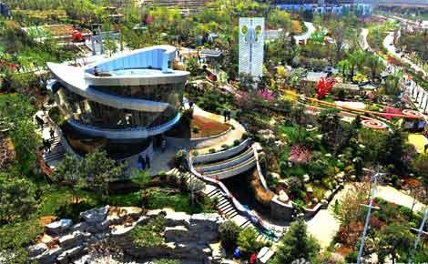 烟台周边游:神雕山野生动物园+隆霞湖一日游