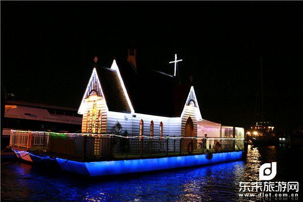 黄金海岸水上教堂