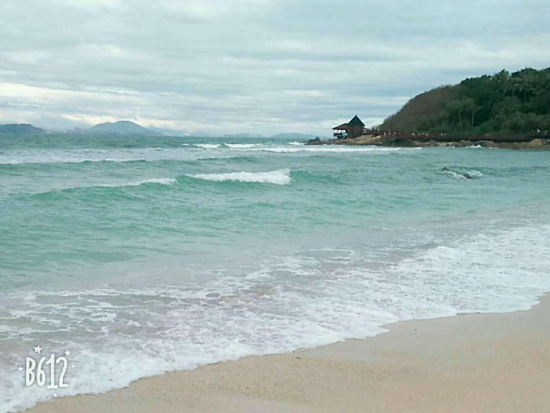 海南三亚沙滩